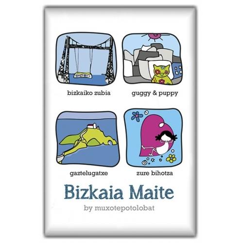 "Imán ""Bizkaia Maite"""