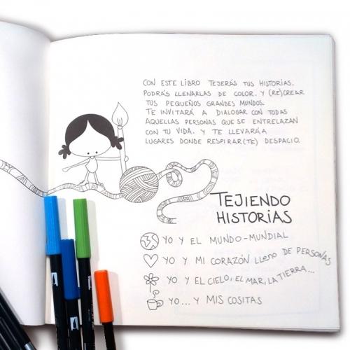 Tejiendo Historias (Libro)