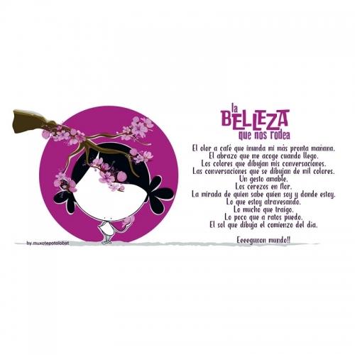 Taza Belleza
