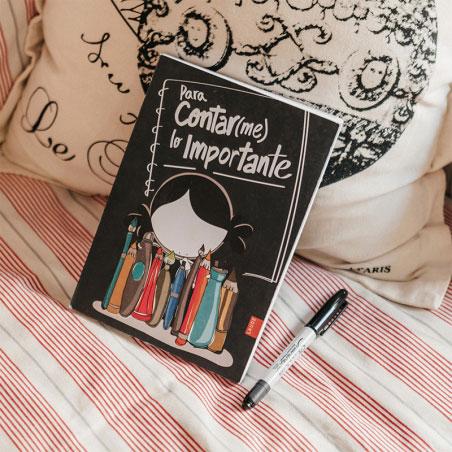 Para contar(me) lo importante. Bullet Journal by Muxote Potolo Bat