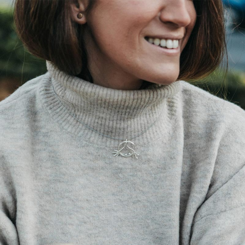 Collar corto by Muxote Potolo Bat