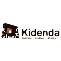 Logotipo de Kidenda, tienda autorizada MPB