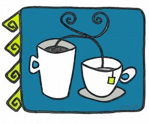 """Ilustración """"Kafe&Tea (infusión de regaliz)"""" by mpb"""