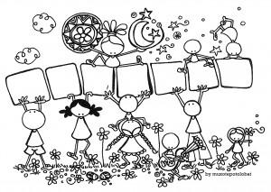 """Ilustración """"Zure Izena"""" by mpb"""