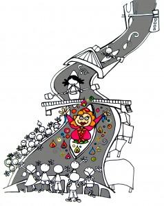 """Ilustración """"Gero arte Marijaia!!!"""" by mpb"""
