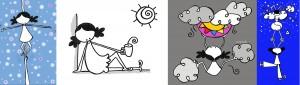 "Ilustración ""MPB world (xpressing´emotions)"" by mpb"