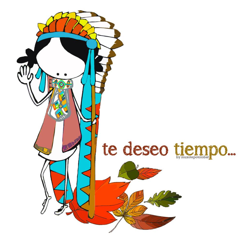 poema de los indios nativos americanos