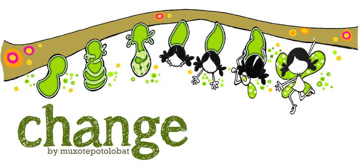 change web