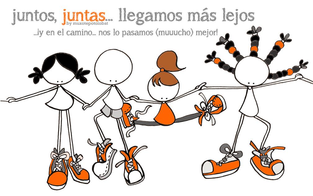 zapatillas naranjas web