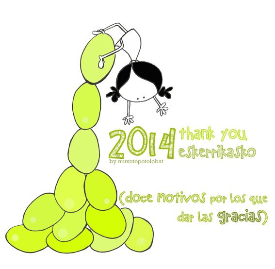 12 gracias 12 uvas
