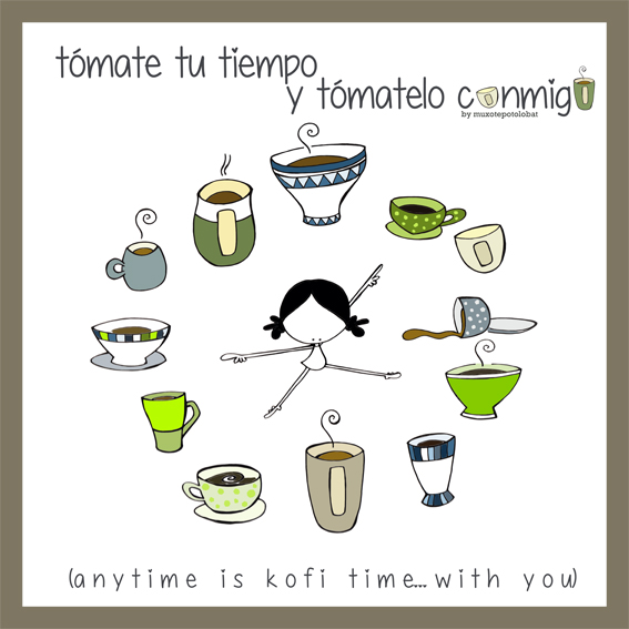anytime is coffe time