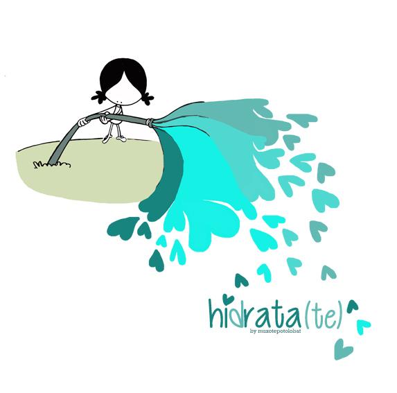 hidrata(te)