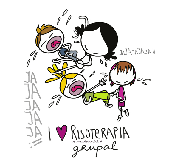risoterapia grupa