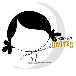 """Ilustración """"Poner mis límites"""""""