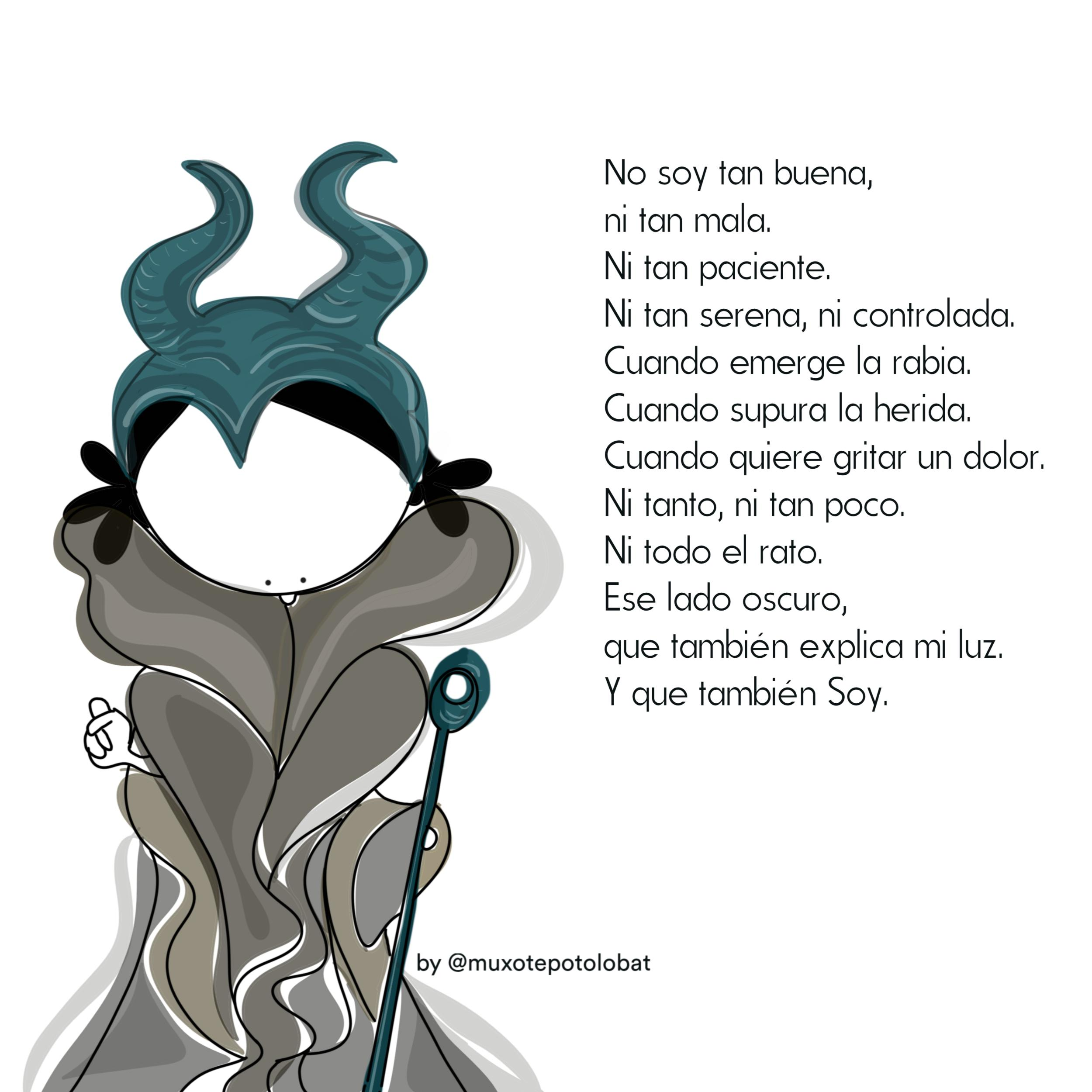 #maléfica by @muxotepotolobat