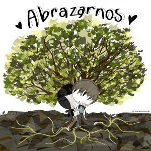 abrazarnos by Muxote Potolo Bat