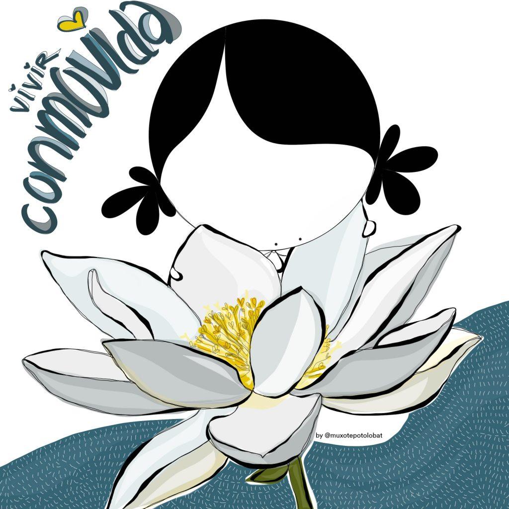 vivir conmovida by Muxote Potolo Bat