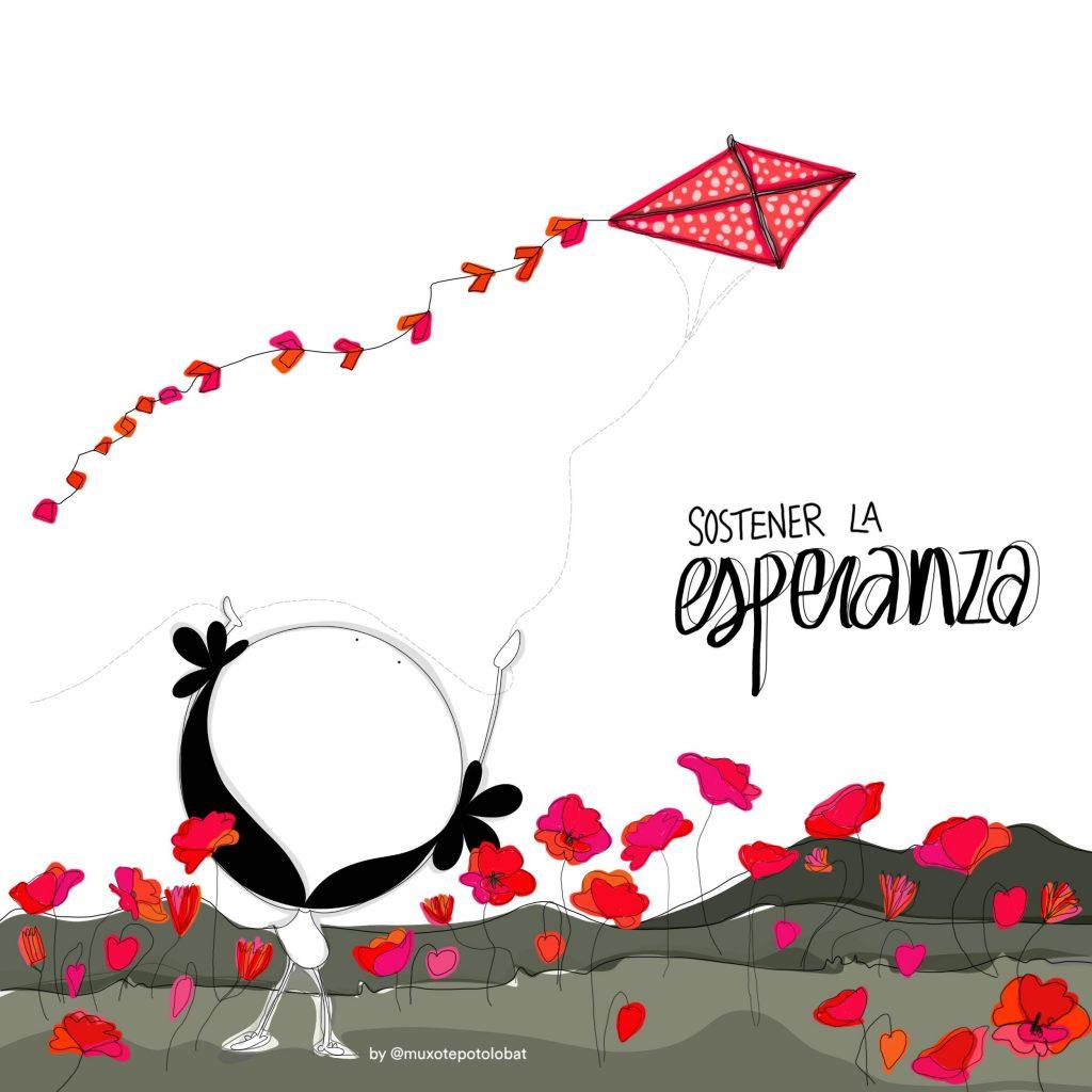 kiterunner - sostener la esperanza by Muxote Potolo Bat