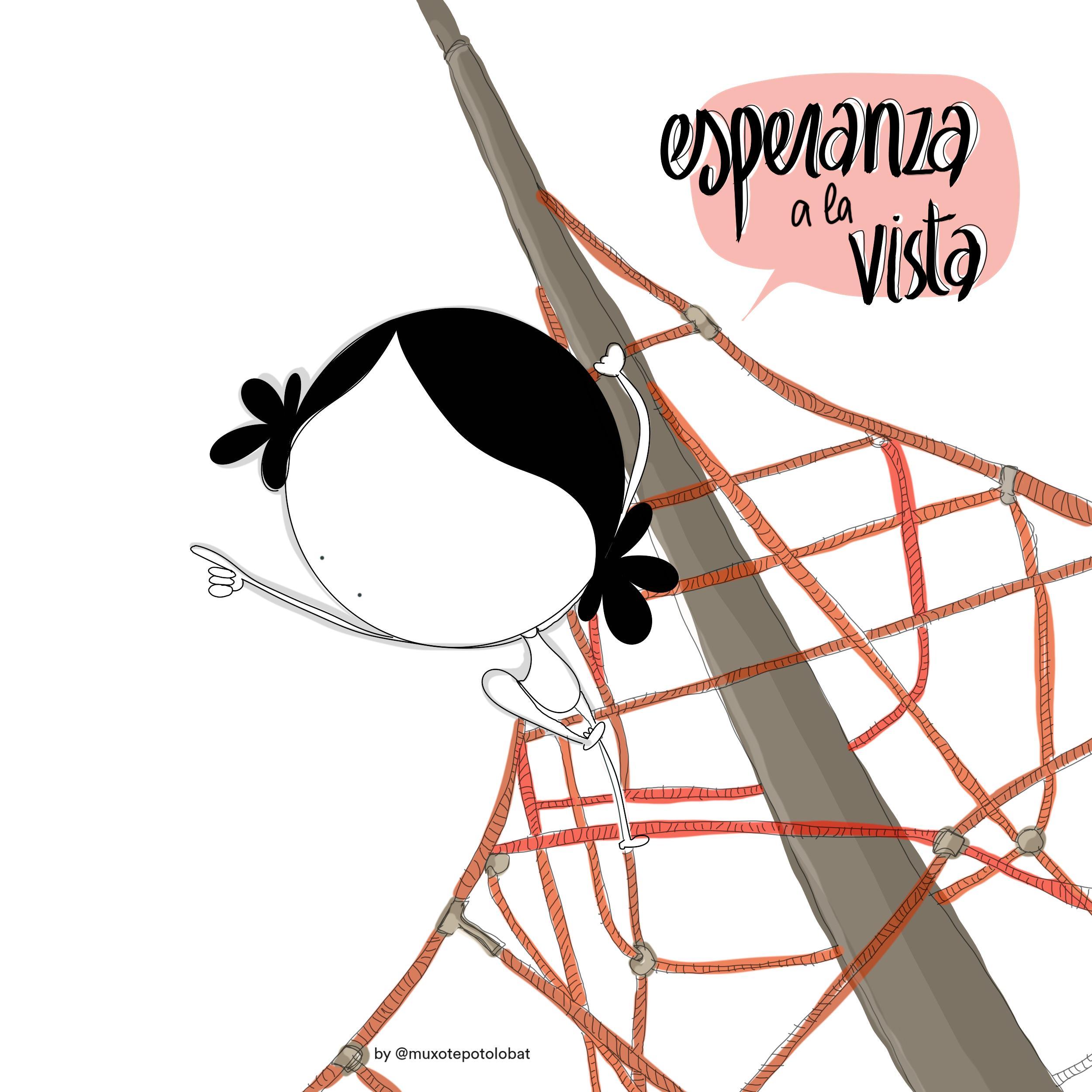 otear, esperanza a la vista by Muxote Potolo Bat