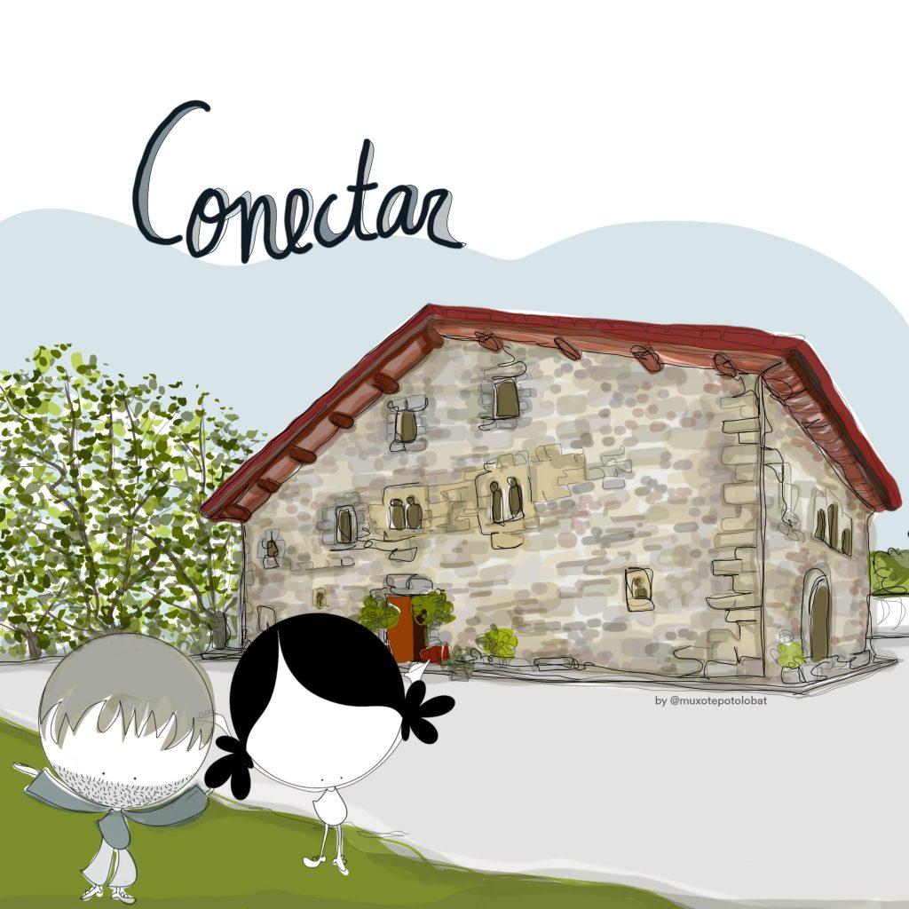 Conectar by Muxote Potolo Bat