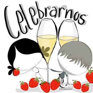 fresas - Celebrarnos by Muxote Potolo Bat