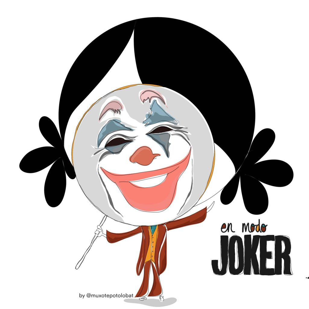 En modo joker by Muxote Potolo Bat