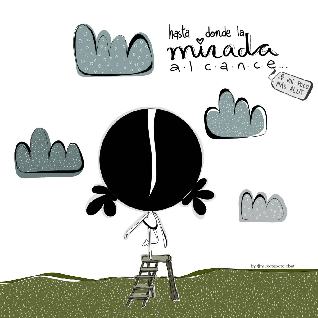 Hasta donde la mirada alcance by Muxote Potolo Bat