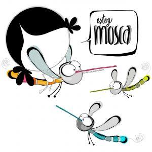 Estoy mosca by Muxote Potolo Bat