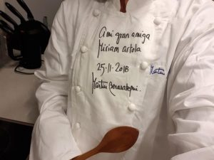 Muxote potolo con mucho sabor - Con Martin Berasategui